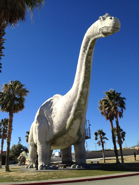 Dinny the Apatosaurus