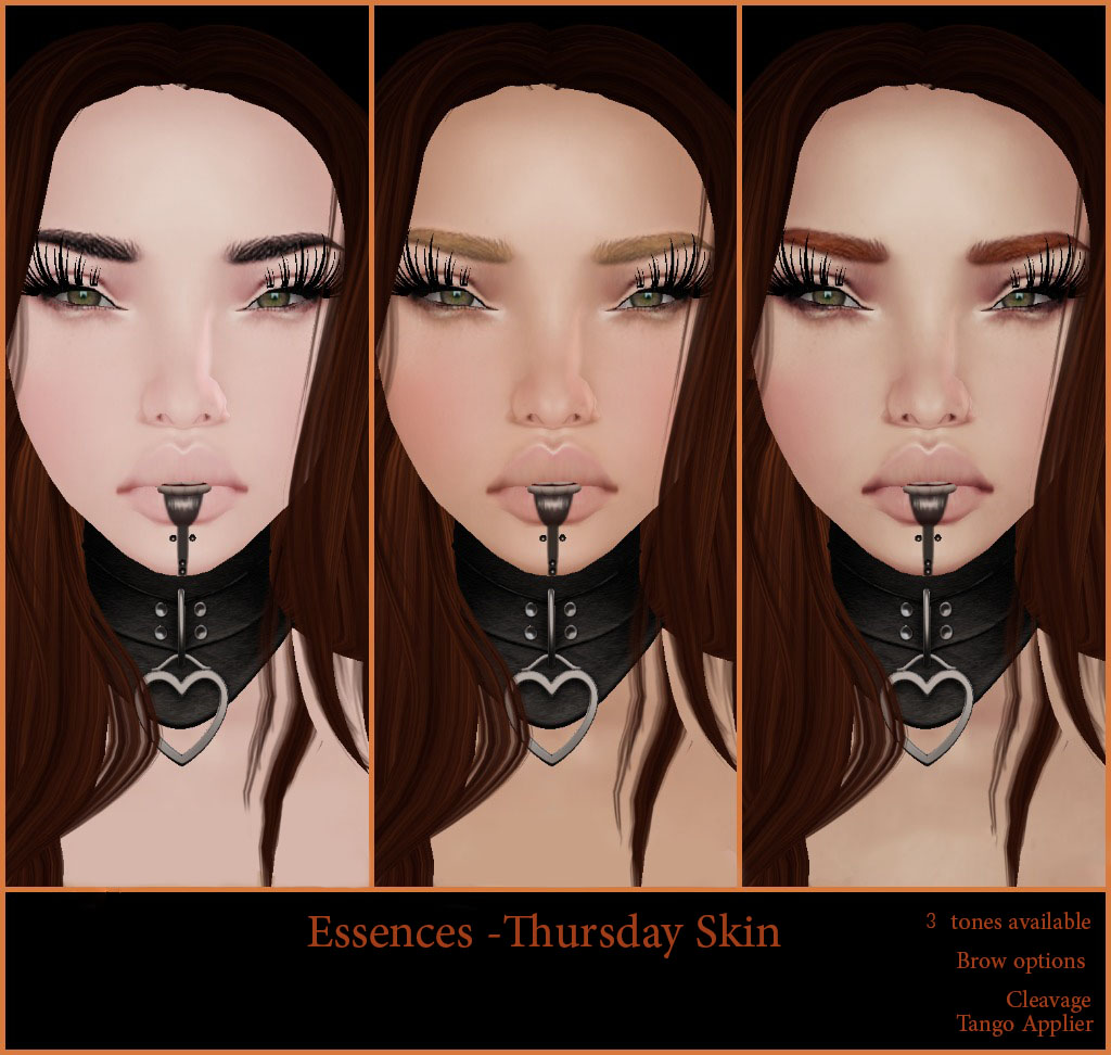 Essences- Thursday Skin @TDRF