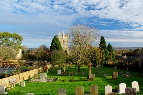 20121202-26_Graveyard - Longborough - Cotswolds by gary.hadden