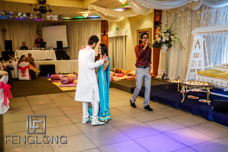 Natasha & Karim's Nikkah | Parra Villa Function Lounge | Sydney Destination Indian Wedding Photographer