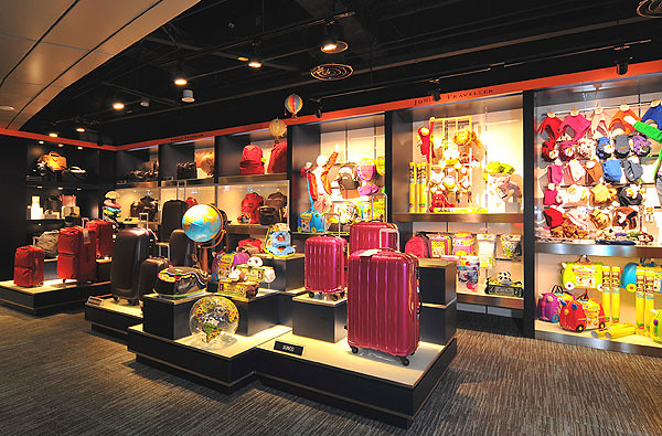 Be a Changi Millionaire by shopping at Singapore Changi Airport