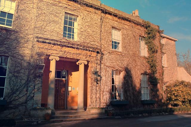 Bishopstrow House Hotel exterior