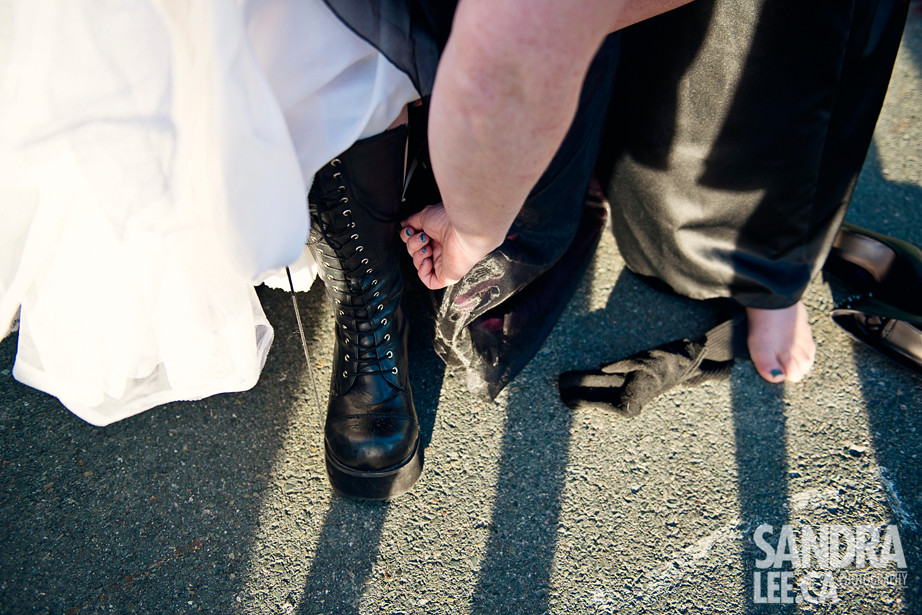 Paddy + Ashley | Colorful and Offbeat Newfoundland Wedding