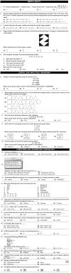 NCO 2nd Level Sample Papers - Class 7