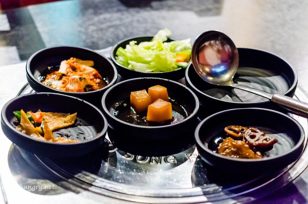 Sydney Madang starter dishes