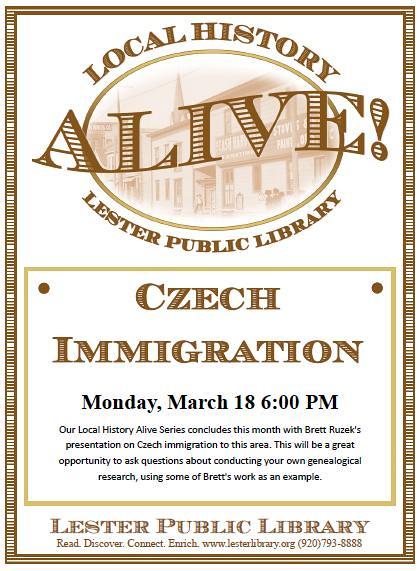 Czech Immigration