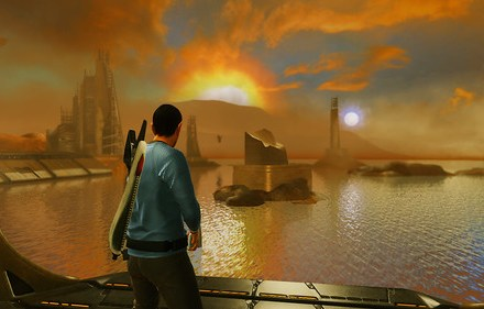 2-27-13 - Spock on New Vulcan