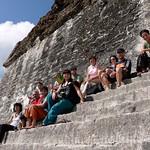 Guatemala, Ruinas de Tikal 12