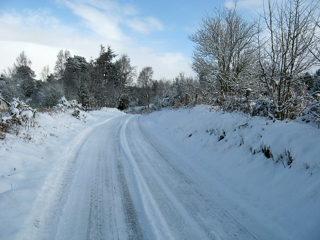My running track...