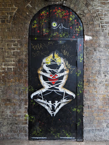 Otto Schade, Shoreditch - March 2013
