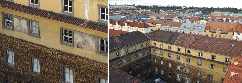 _Prague_sun_dials_Klementinum