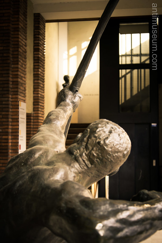 the archer - Antoine Bourdelle
