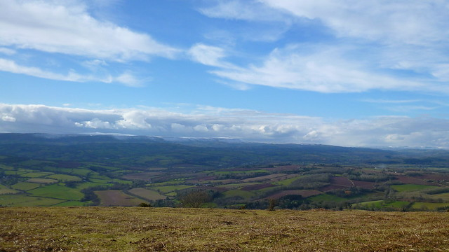 Garway Hill, Black Mountains