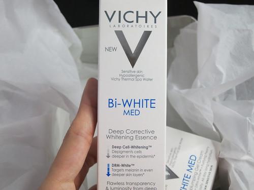 Singapore Lifestyle Blog, Singapore Blogger, Singapore Beauty Blog, Beauty Blogger, nadnut, the nad reviews, Vichy, Vichy Bi-White, Vichy Bi-White Med, Vichy Bi-White Med range, whitening products