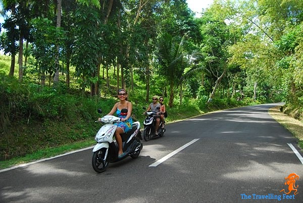roadtrip around Siquijor Island