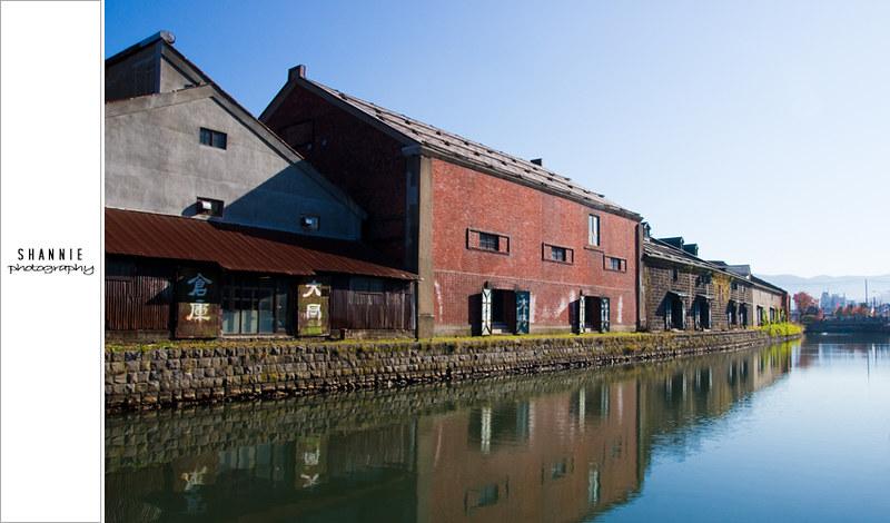Otaru Canal 小樽運河