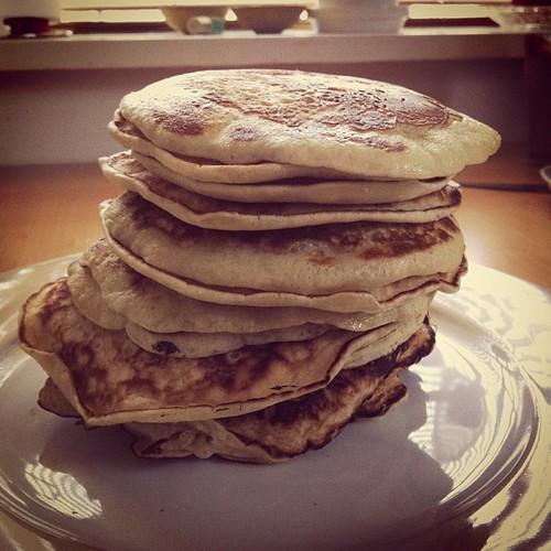 This! #sunday #pancakes #getinmybelly