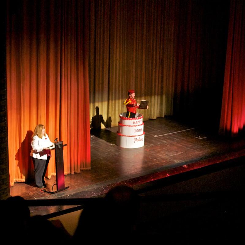 Palace Theater Centennial Show