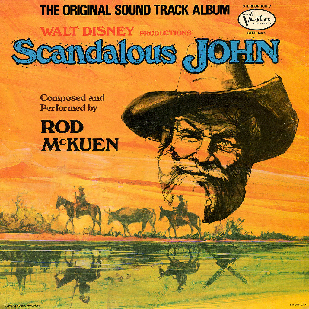 Rod McKuen - Scandalous John