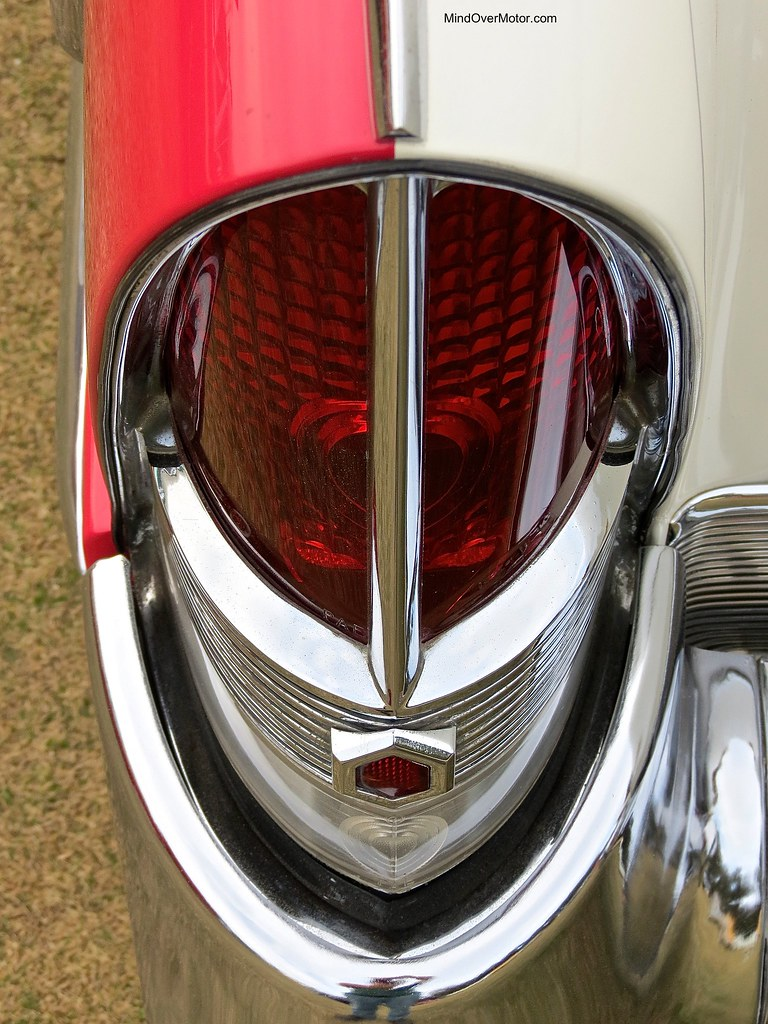 1956 Packard Caribbean Cathedral Taillight