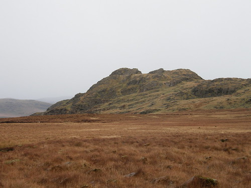Green Crag seen across White Moss