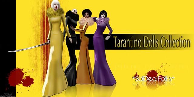SoliDea FoliEs - Tarantino Dolls Collection - Uma