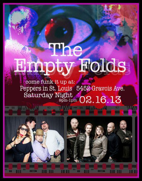 Empty Folds 2-16-13