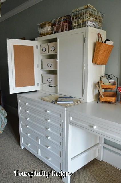 My New Craft AreaMartha Stewart Craft Furniture Collection