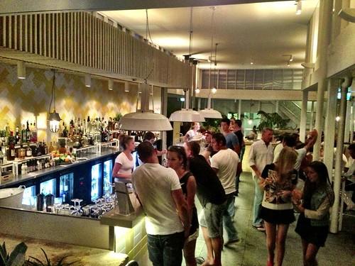 The Verandah Bar at The Cottesloe Beach Hotel