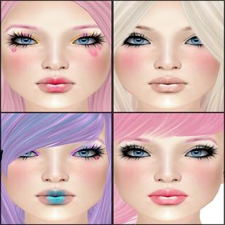 Cupcakes - Haru Fair Skin Pack - My Attic @ The Deck