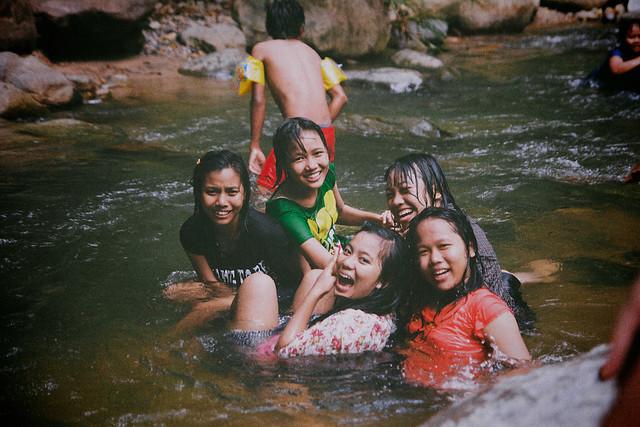 Splashing Weekend