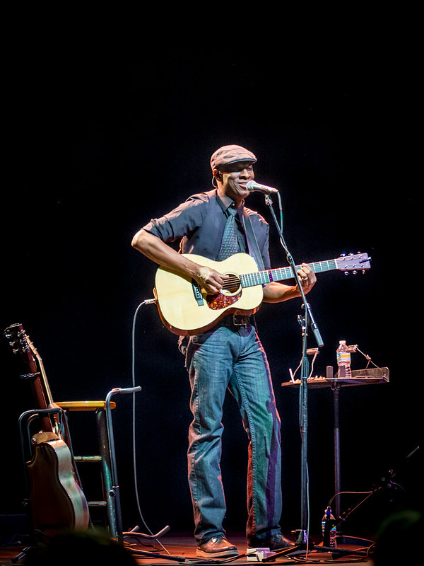 Keb Mo at the Plaza Theatre, Februaey 28, 2013