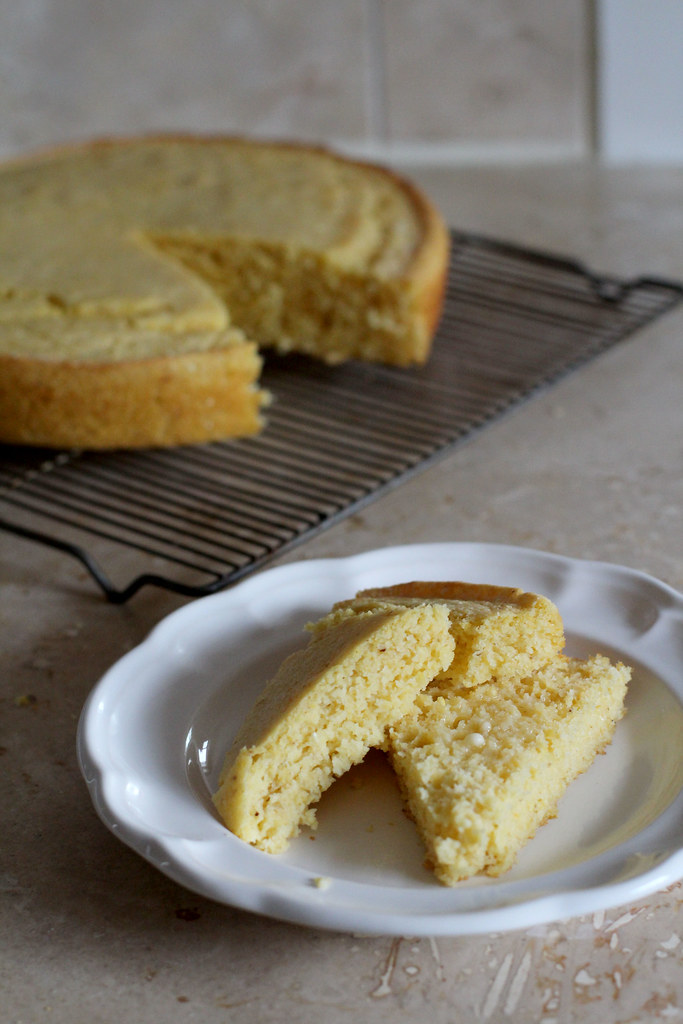 southern-style buttermilk cornbread