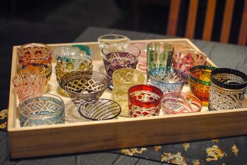 sake glasses