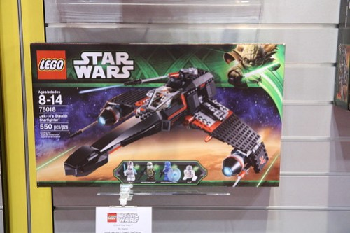 75018 Jek-14's Stealth Starfighter 1