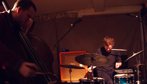 The Thing with Thurston Moore + Ward, Lash, Knedal-Andersen @ Cafe Oto 10.2.13