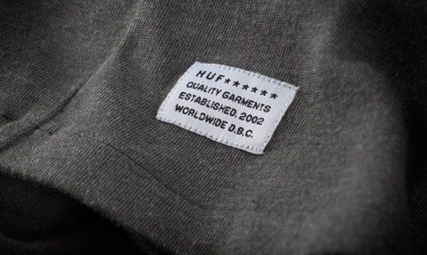 4_HUF_Spring_2013_Baker_Button_Up_Henley_Grey_Black_Detail_1