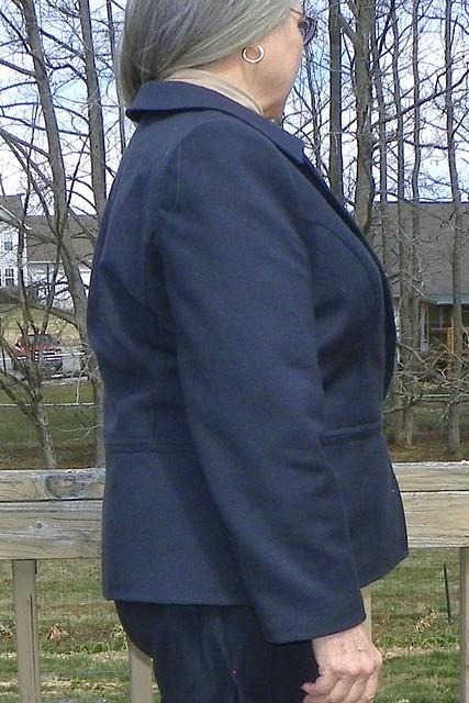 Collar Back