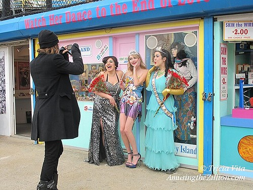 Miss Coney Island, Opening day