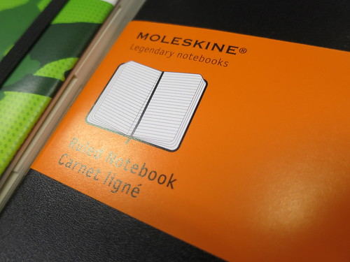 Singapore Lifestyle Blog, Birthday presents, Moleskin notebooks, Moleskin Wellness Journal, Jipaban, Jipaban books