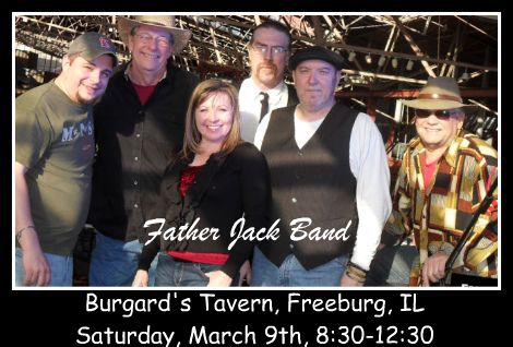 Father Jack Band 3-9-13