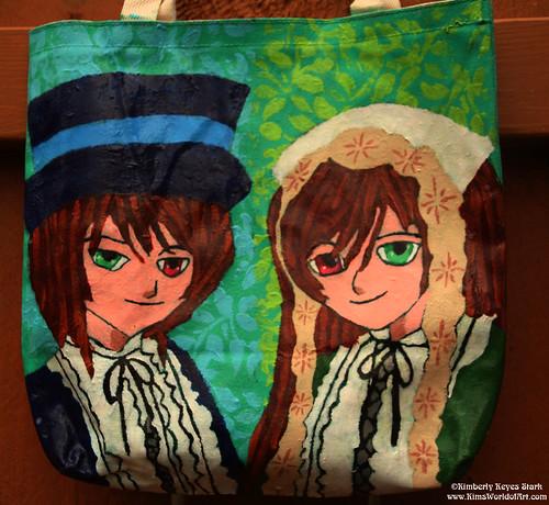 Souseiseki/Suiseiseki Bag
