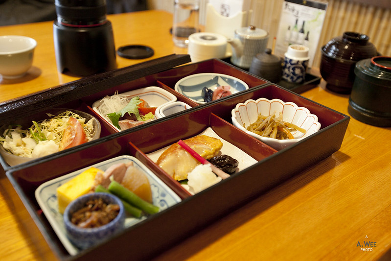 Bento Lunch Set