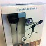 First Impressions: Audio-Technica ATR2100-USB Micrphone - 6