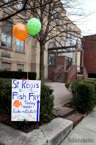 Fish Fry - St. Regis