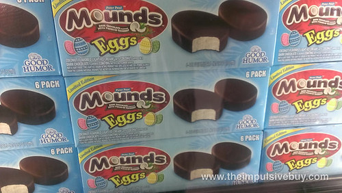 Good Humor Mounds Eggs Ice Cream Bars