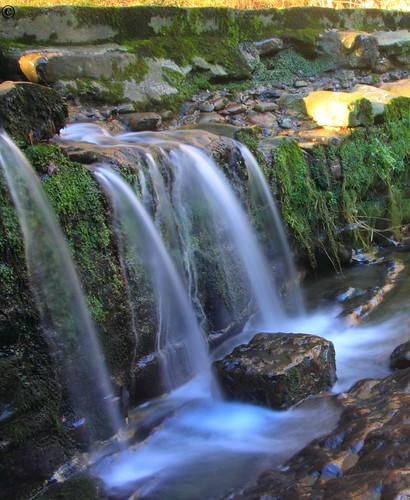 Cascada . Efecto Seda . #Photography #Foto #Flickr 9- 9