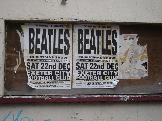 sign entertainment, Beatles