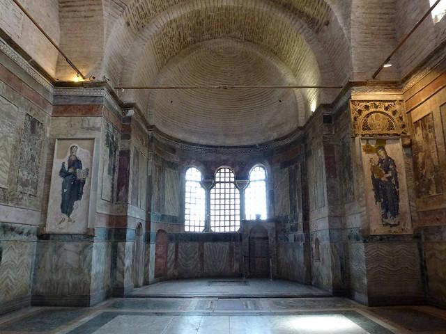 Turquie - jour 5 - Istanbul - 57 - Kariye Kilisesi