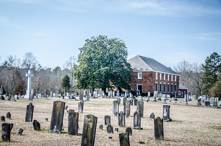 Cedar Springs ARP Church and Cemetery